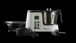 Robot Silvercrest Monsieur Cuisine Edition Plus