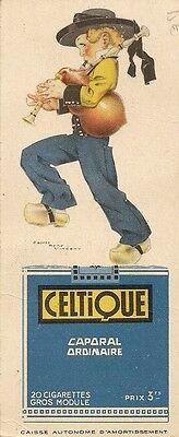 Amable Loterie Nationale Illustrateur Poulbot / Publicite Cigarettes Celtique úLtima TecnologíA
