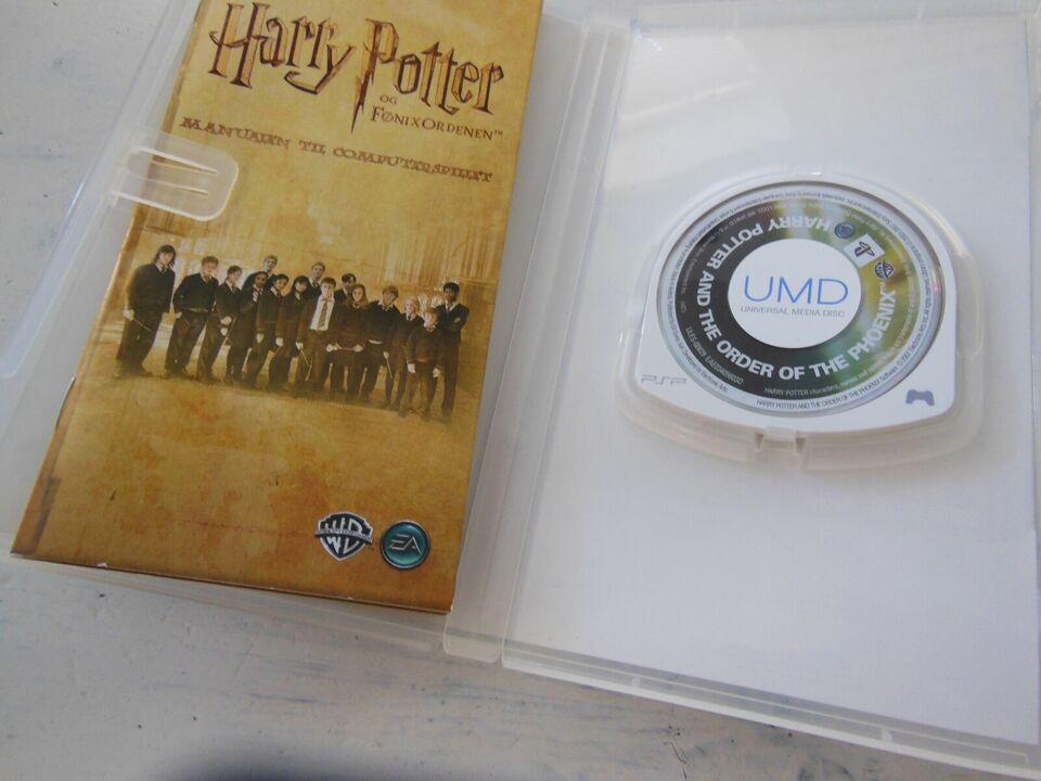 Harry Potter og Fønixordenen, PSP