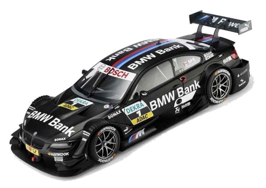 BMW M3 (E92) 'Team Schnitzer'  7 B.Spengler  DTM  2012 (Min.1 18   107692001)
