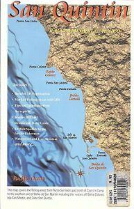 San Quintin Baja Mexico Fishing Chart Map Guide By Baja