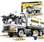 Sembo-Blocksteine-Engineering-Transporter-Gebaeude-Figur-Spielzeug-Geschenk-Model Indexbild 1