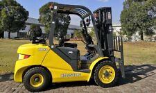 2021 Rhino Rfl250lpg Forklifts Dual Fuel