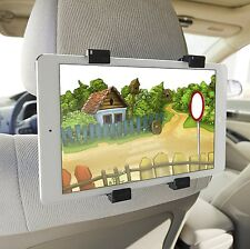 "Universal Headrest Seat Car Holder Mount for iPad 1 2 3 4 mini Air & 10"" Tablets"