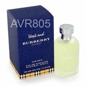 Burberry-Weekend-Week-End-EDT-Spray-Men-100ml-Tester