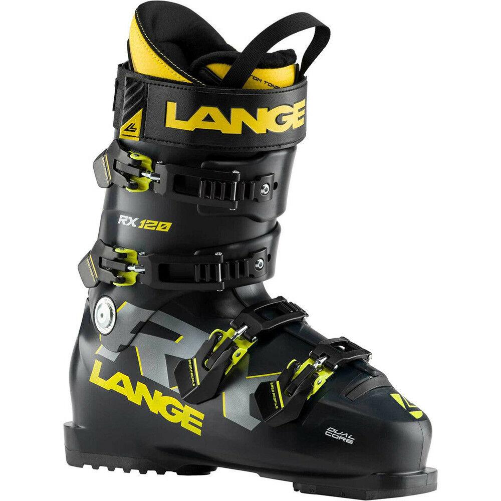 Ski laarzen Rx 120 Zwart geel