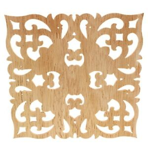 Wooden-Decal-Supply-European-Style-Applique-Real-Wood-Carving-Accessories-Q6S4
