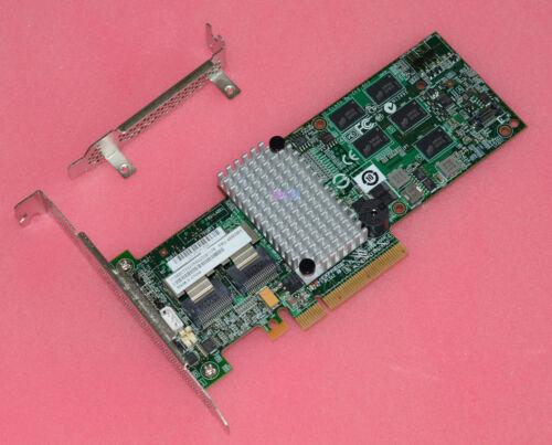 IBM M5015 LSI 2108 Controller RAID 5 512MB 6G PCI-e+capacitance+8087 cable