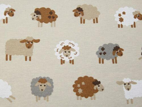 SB-3569-M Impresión de algodón y poliéster ovejas Tela De Lona