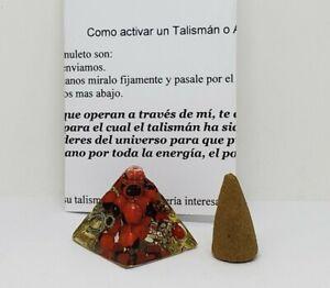 AMULETO-PIRAMIDE-DEL-DINERO-SUERTE-Y-PROTECCION-GRATIS-INSTRUCCIONES-E-INCIENSO