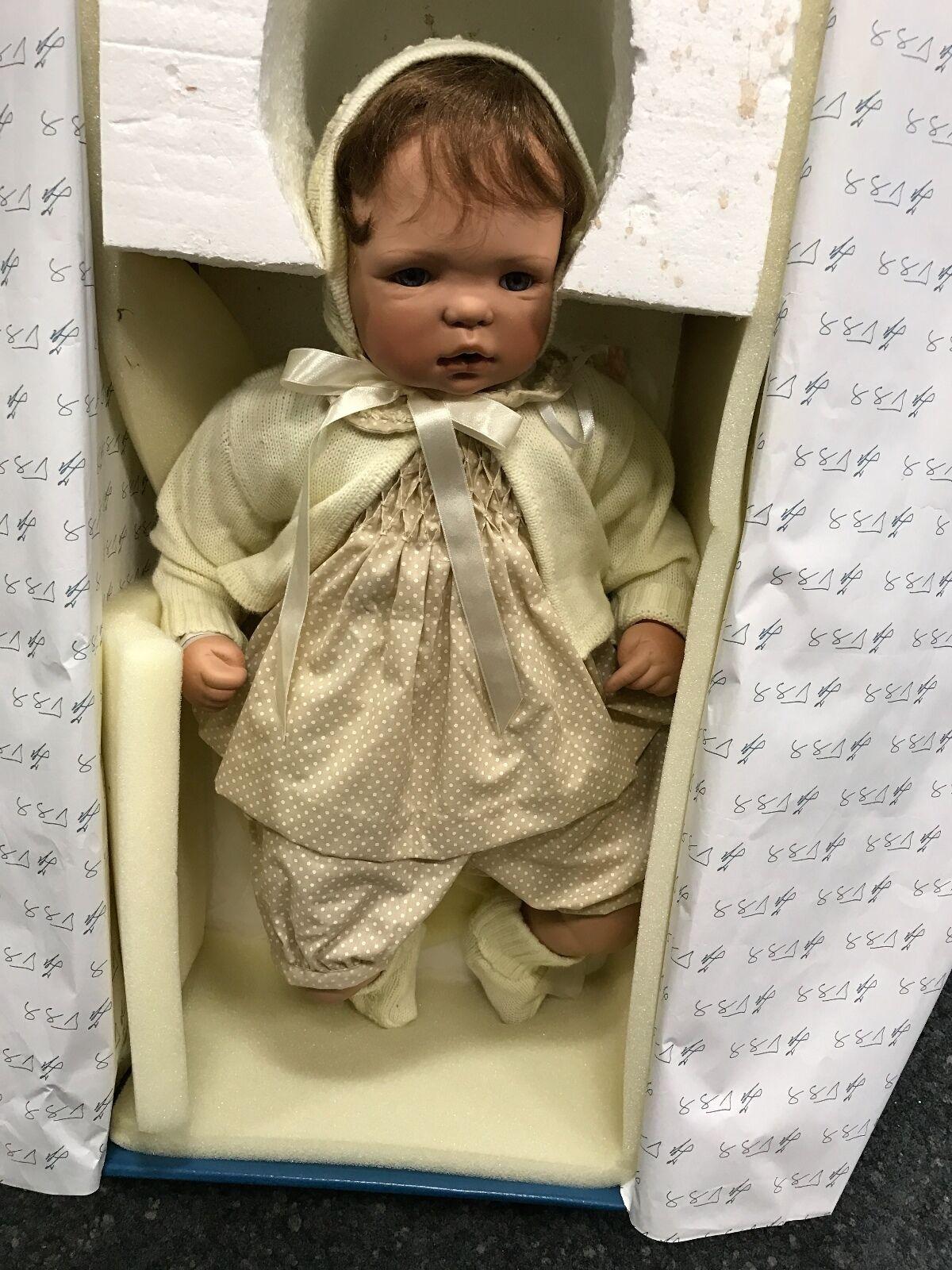 Inge tenbusch Porzellan Puppe 58 cm. Top Top Top Zustand bb4fe2