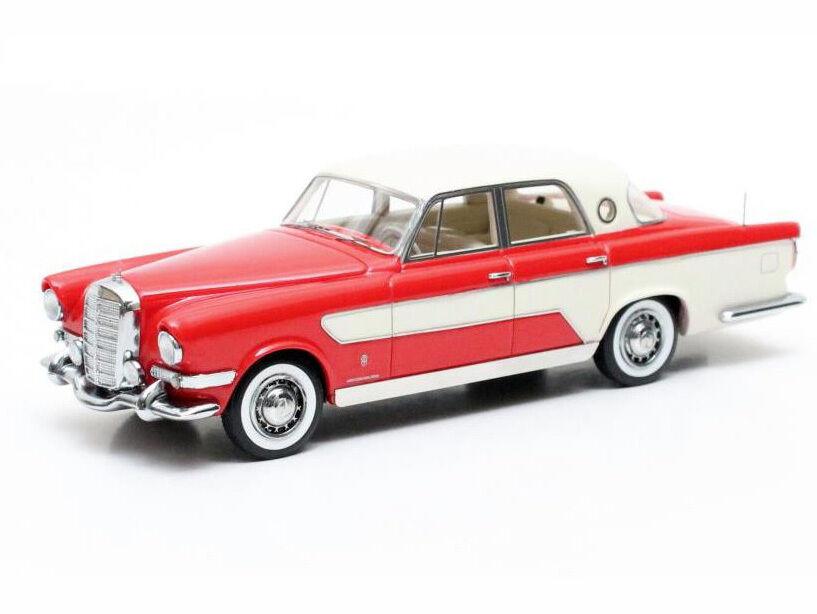 OFFER Matrix Models 1:43 MX41302-011 Mercedes-Benz 300C Ghia 1956 NEW