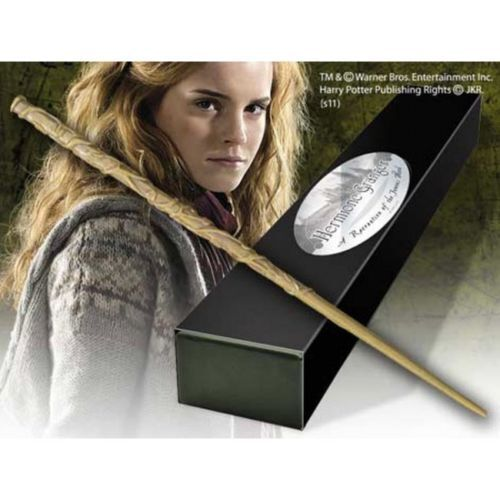 Harry Potter BACCHETTA MAGICA Hermione Granger Character Edition ORIGINALE Noble