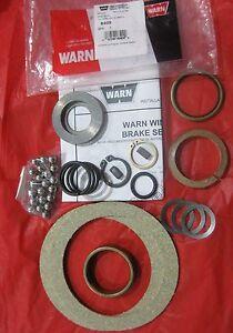 WARN 8409 Winch Replacement Brake Service Kit Part Repair