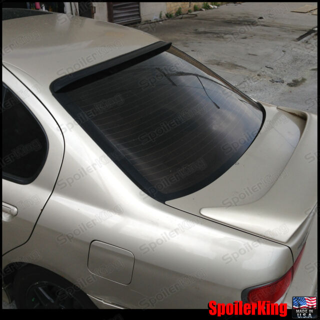 Rear Roof Spoiler Window Wing (Fits: Infiniti G20 1999-02 P11) 284R SpoilerKing