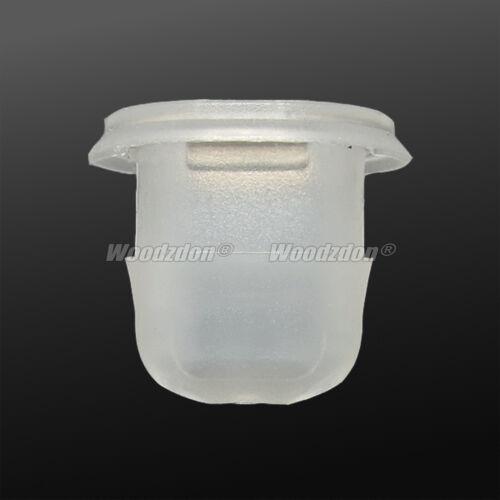 For BMW 3,5,7 Series E38 E39 Interior Trim Moulding Retaining Clip Grommet x50