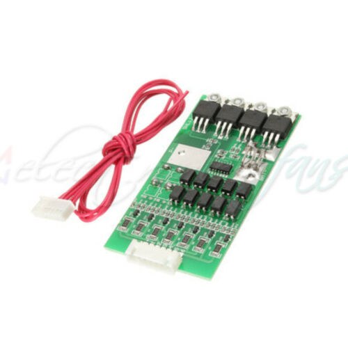 2//3//5//7S Li-ion Lithium Battery 18650 Charger BMS Protection Board 12V-24V