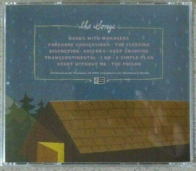 Achilles Heel, Pedro The LIon CD album, Jade Tree