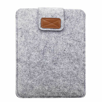 """Envelope Woolen Sleeve Pouch Hand Bag Case Cover For Most 7"""" - 7.9"""" Tablet PC"""
