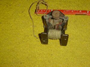 1800 S Electric Motor Toy Fan Edison Style Bipolar No