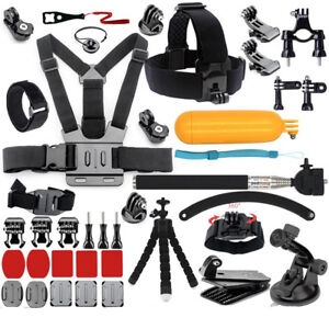 Accessoires-Kit-Adaptateur-de-trepied-pour-Gopro-Hero-8-7-6-5-4-Session-3-3-Sport-camera