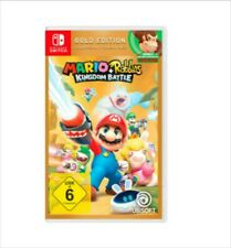 Artikelbild  Mario & Rabbids Kingdom Battle Gold Edition (Switch), NEU&OVP