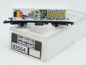 82554-Marklin-Z-scale-Marklin-Flag-Series-BELGIUM-Special-edition