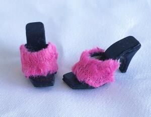 Shoes-Slippers-Sandals-for-16-034-Tyler-Gene-Doll-Slip-on-OOAK-Kingstate-Navy-Pink