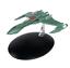 Klingon d5 class-Star Trek Eaglemoss #102 germano-metal modelo Model-nuevo