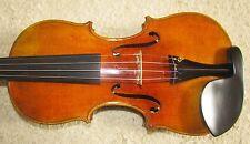 Fine new Japanese violin by HIROSHI KONO one piece back