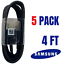 miniature 14 - Wholesale Lot USB C Type C Cable Fast Charger For Samsung S8 S9 S10 Note 10 Bulk