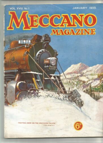 Mecano Magazines various issues in varying condition between 1927 and 1970