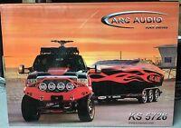 Old School Arc Audio Ks5726 5x7 2-way Coaxial Speakers,rare,nos,nib