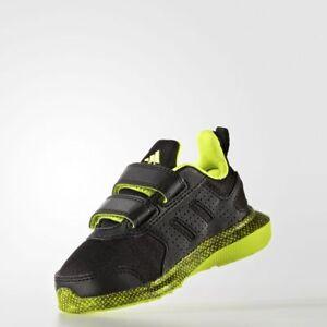 AQ3852 ADIDAS Kids HYPERFAST 2.0 CF I Trainers Sneaker Infant ...