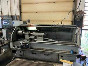 King-Rich Flat Bed CNC Lathe Canada Preview
