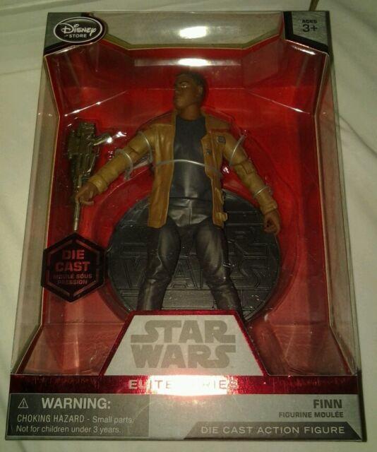 Disney Star Wars: The Force Awakens Finn Elite Series Die Cast Action Figure