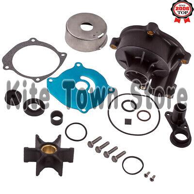 Water Pump Impeller Repair/Rebuild Kit compatible with 85-300 hp ...