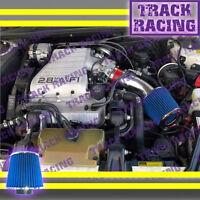 88 89 90 91 92 93 94 Chevy Cavalier Z24 2.8l 3.1l V6 Air Intake Kit Red Blue