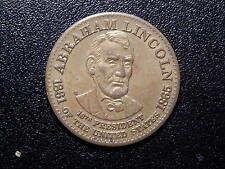 ABRAHAM LINCOLN SIXTEENTH PRESIDENT OF THE UNITED STATES!  KK274X