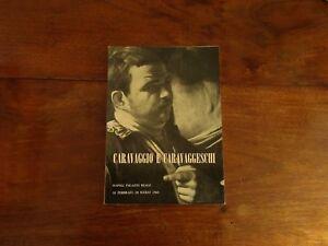 Caravaggio-e-i-caravaggeschi-Mostra-Napoli-Palazzo-Reale-1963-Macchiaroli