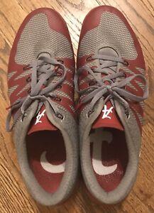 Details about Alabama Crimson Tide Men's Nike Free Trainer 5.0 V6 AMP Shoes Size 10.5
