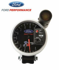 Auto Meter 880083 3-3//8 10000 RPM Shift-Lite Tachometer Gauge for Ford Racing