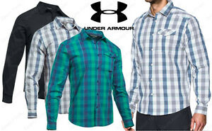 ae0d4b748e Details about Under Armour Men's Tactical Long Sleeve Shirt - UA Tactical  Button Down