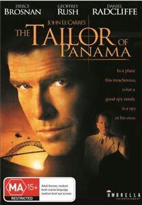 NEW-SEALED-The-Tailor-of-Panama-Geoffrey-Rush-Pierce-Brosnan-DVD-Movie-R4