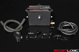 Boost Logic Engine Breathing System with Oil Filler Neck Vent -optional not incl