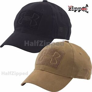 Image is loading Under-Armour-Patch-Cap-1259609-UA-Tactical-Baseball- 70fce9b66ca