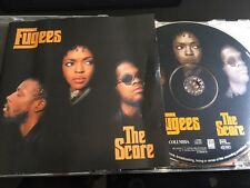 Fugees ‎– The Score CD ALBUM