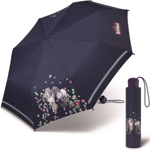 Scout Bambini Ombrello ragazze giovani tasche ombrello Kids Umbrella ragazza Bub