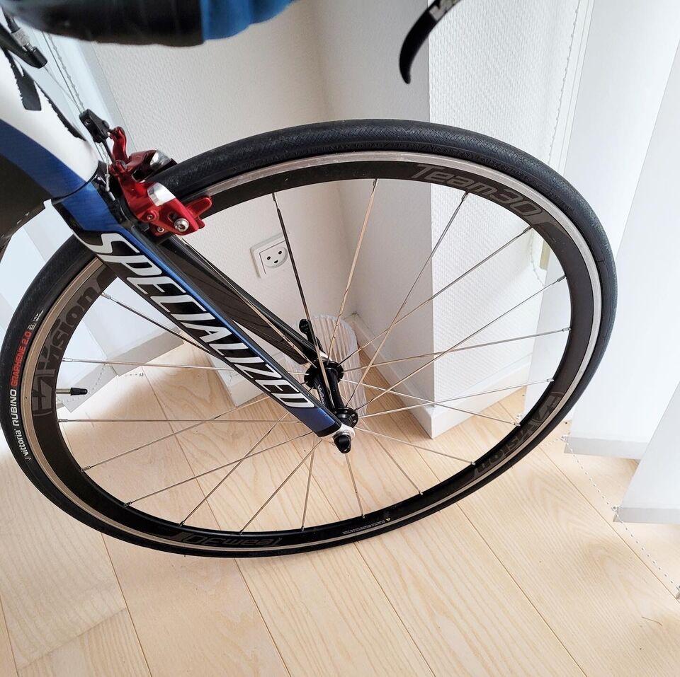 Triatloncykel, Specialized S-works Transition, 56 cm