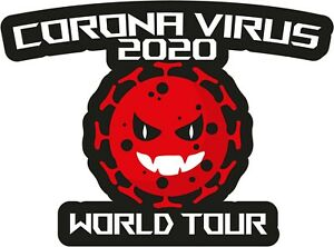 STOP-COVID-Virus-FUNNY-STICKER-WORLD-TOUR-Signs-HUMORISTIC-DECALS-19